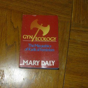 Book: Gyn/Ecology (paperback)